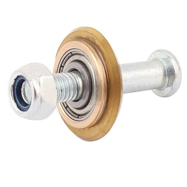Uxcell титановое покрытие роторный подшипник режущее колесо