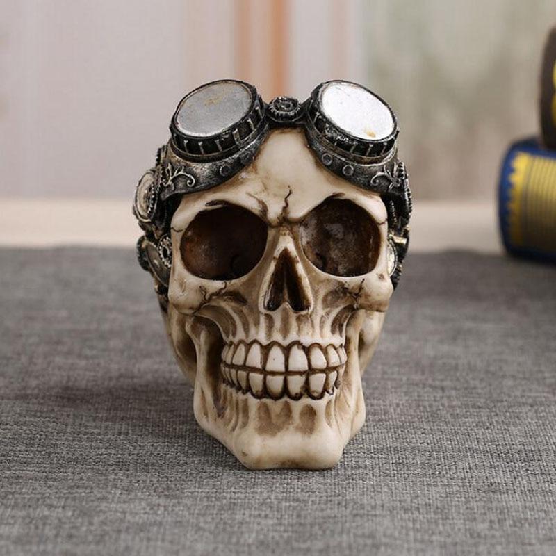 джитендра- открытка в виде черепа квартиру