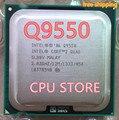 Original Q9550 lntel CORE 2 QUAD Q9550 Processador CPU 2.83 GHz/12 MB L2 Cache/1333 FSB LGA 775 (trabalhando 100% Frete Grátis)