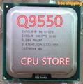 Original lntel Q9550 CORE 2 QUAD Q9550 CPU Processor 2.83GHz /12MB L2 Cache/FSB 1333 LGA 775 (working 100% Free Shipping)