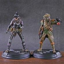 Figuras de acción de juego de Apex Legends, juguetes de modelos coleccionables de PVC, Bloodhound Wraith