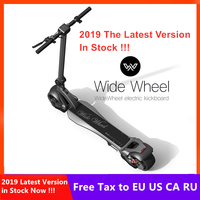 2019 Newest 48V 1000W Mercane WideWheel Electric Scooter 45 KM/H Foldable Wide Wheel Kickscooter Dual Motor Skateboard