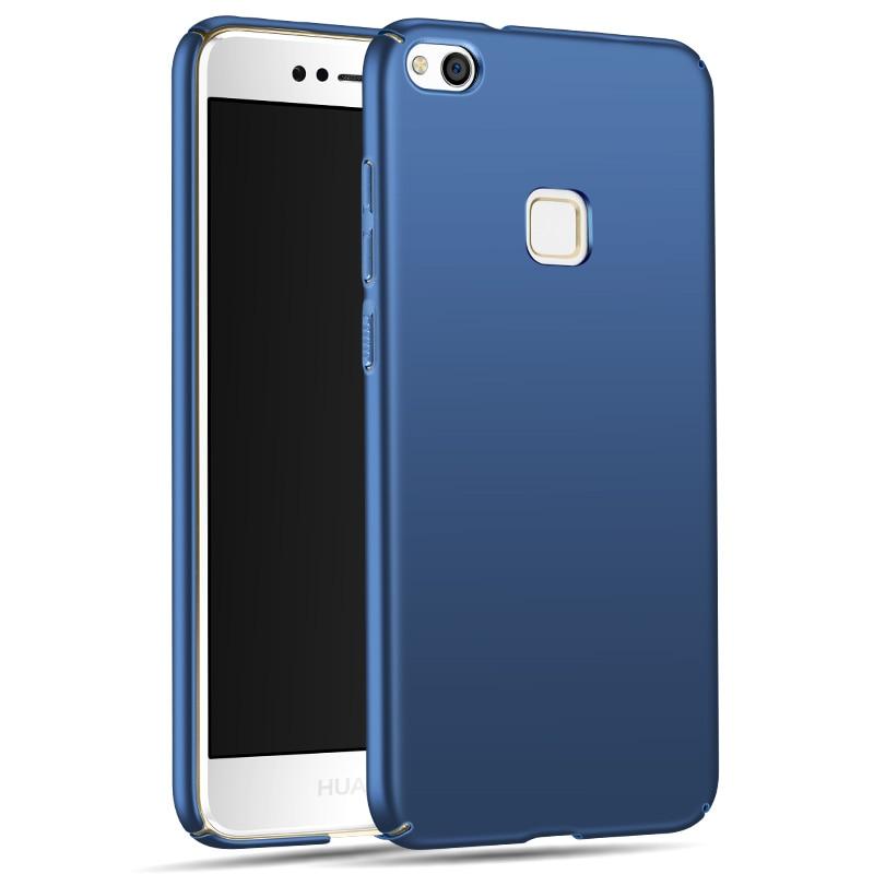 Huawei P10 Lite Case Original P10lite Back Cover Hard Pc