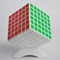 Shengshou velocidade 6 x 6 x 6 Magic Cube enigma adesivos Cubo Magico crianças brinquedos