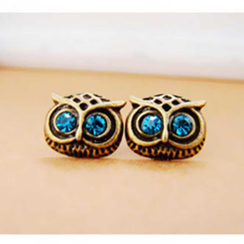 H23 Hot Sale Stud Earrings For Women Love Heart Crystal Earring Gold Color Long Tassel Ear Cuff Statememt Jewelry Gift Wholesale