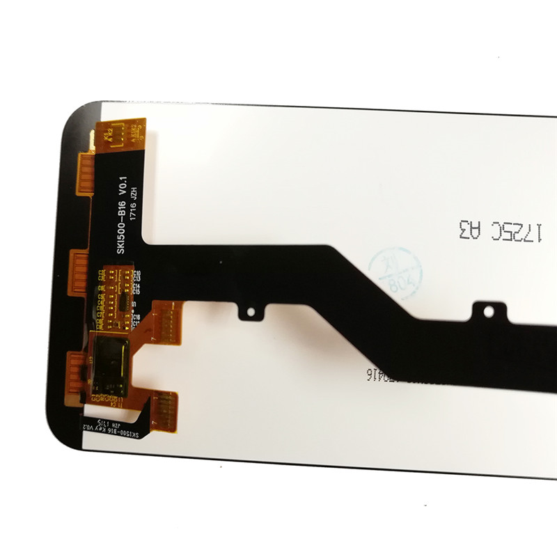 Image 4 - For ZTE Blade A520 LCD Display+Touch Screen Replacment Digitizer with frame Assembly Phone Panel For ZTE A520 A 520 display-in Mobile Phone LCD Screens from Cellphones & Telecommunications