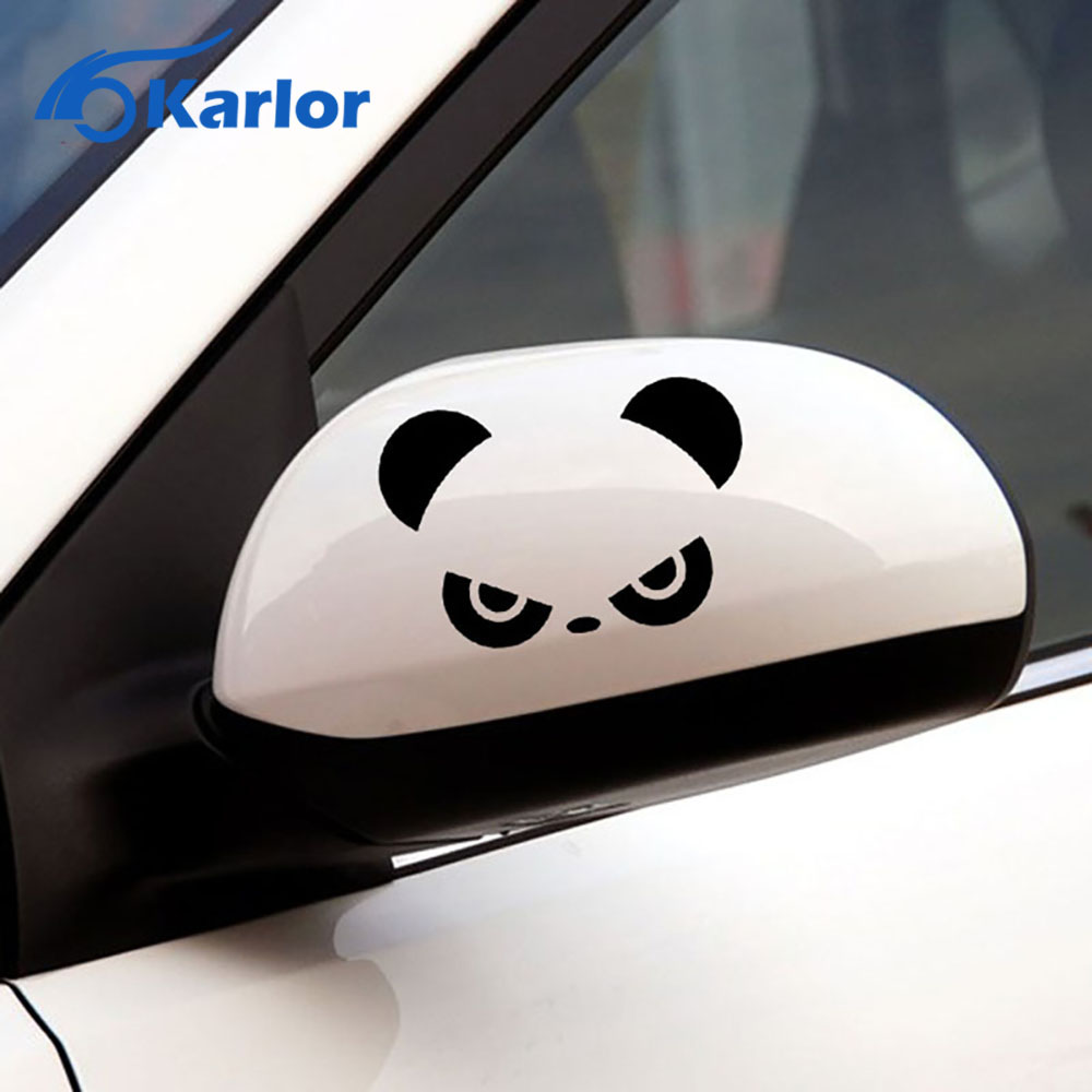 Bumper sticker creator canada - Car Styling Angry Panda Design Car Stickers Funny Hipanda Car Bumper Decals And Labels For