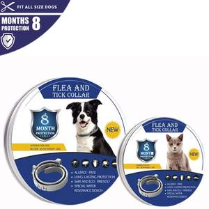 Cat-Collar Flea Tick Mosquitoes Bayer Cats Seresto 8-Month Dog for Insect