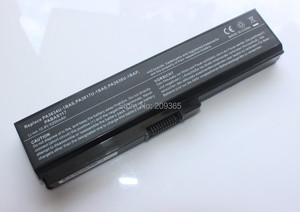 Image 2 - High quality Laptop Battery For Toshiba Satellite PA3634U C650 C655 C655D C660 C670 PA3817U 1BAS PA3817U 1BRS