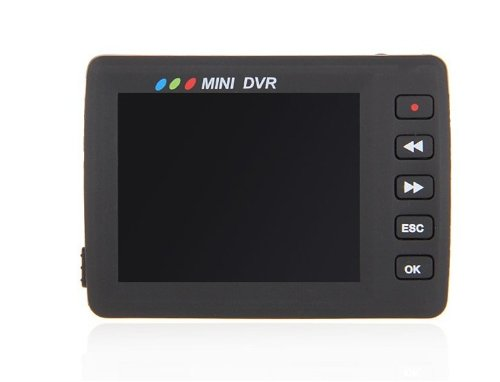 2,5 LCD Engel Auge Portable Mini Video Video aufnahmesystem taste DVR Recorder Kamera 750 - 3