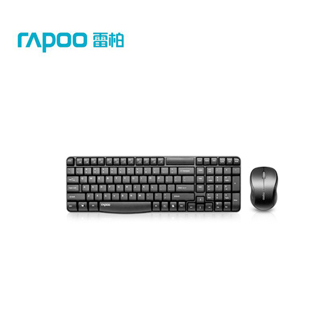 d98ae9694c2 Rapoo1860 Portable 2.4G Wireless Keyboard Mouse Combos For Home Office,Top  Brand Quality Keyboard