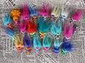 20 pcs Differents Trolls Originais 2 polegadas Pacote de figuras Coleção