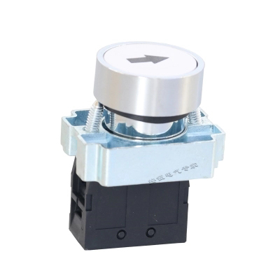 XB2 10BN 35 symbol momemtary flat push button switch in Switches from Lights Lighting