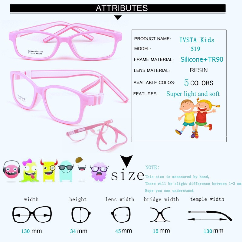 6c959d2abf6e Attention This frame  s whole length 130mm.Usually for most kids 7-13  years