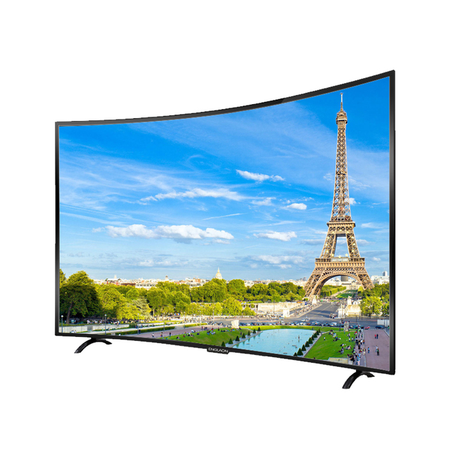 TV 50' inch ENGLAON UA500SF led television smart TV UHD LED TV 4K Curved TV 49 TVs smart TV android 7.0 digital TV 1