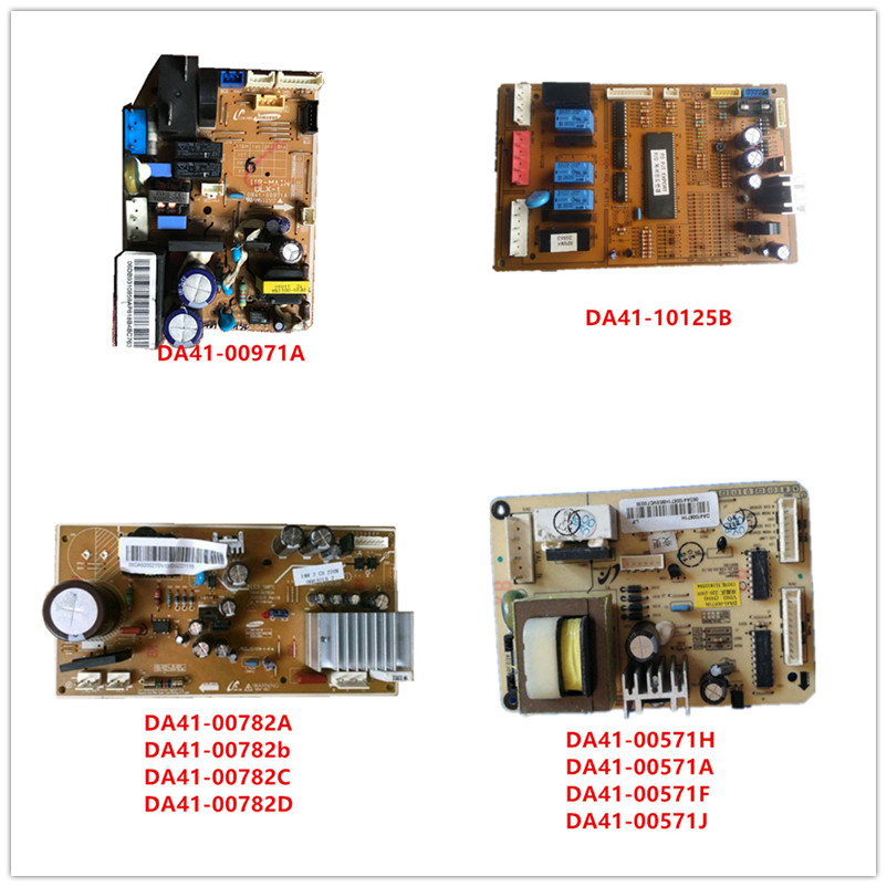 DA41-10125B/DA41-00782A/DA41-00782b/DA41-00782C/DA41-00782D/DA41-00571H/DA41-00571A/DA41-00571F/DA41-00571J/DA41-00971A Used
