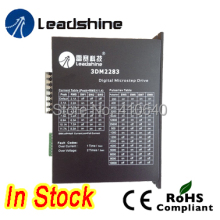 цена на Free shipping Leadshine 3 Phase  Stepper motor Drive 3DM2283 MAxcurrent 11.7 A for NEMA 86 NEMA110 and  NEMA 130