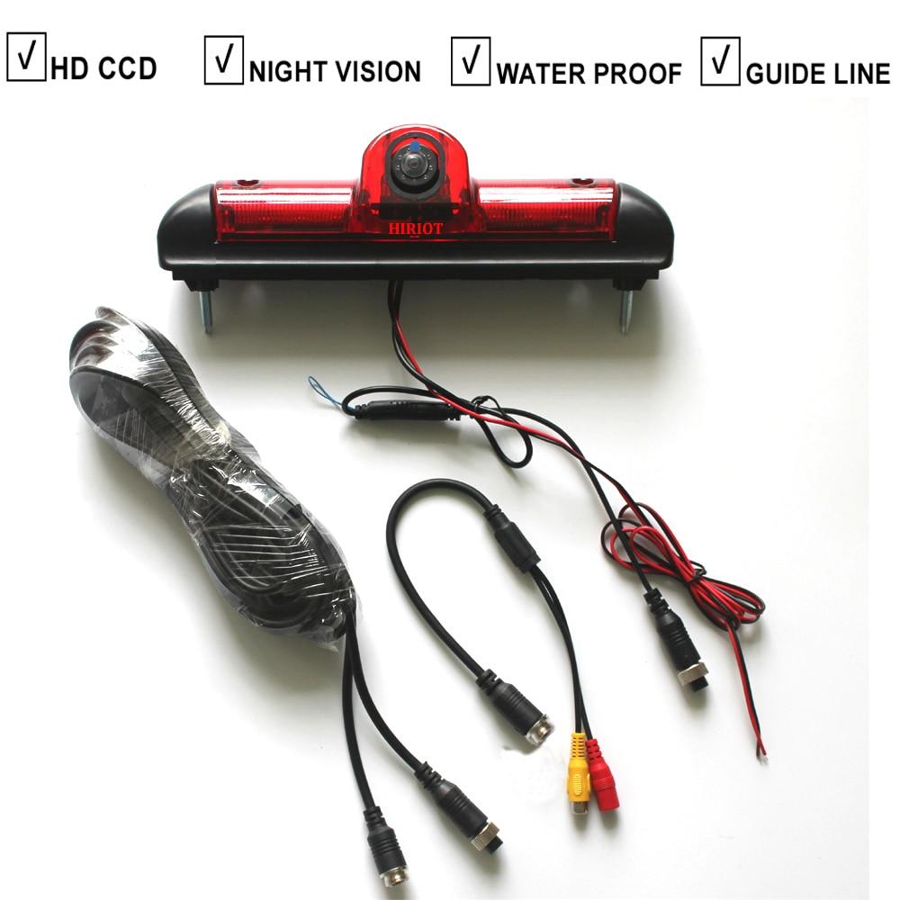 ccd car brake light reverse camera for citroen jumper iii fiat ducato x250 peugeot boxer iii [ 1000 x 1000 Pixel ]