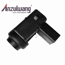 2pcs/lot OEM 3D0998275A Parking Help Sensor Parking Sensor For VW Touran Phaeton Touareg