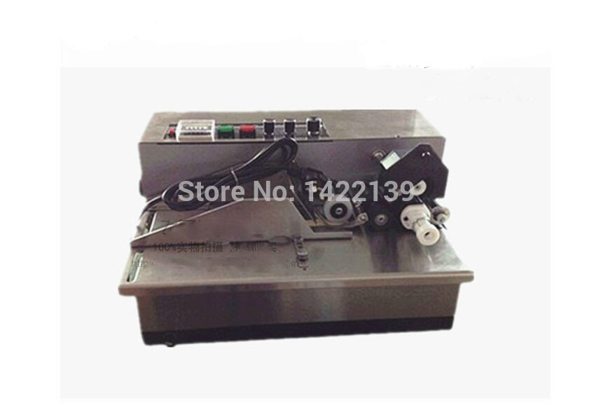 Automatic Dry Ink Batch Coding Machine Coder for Product Date MY-380F