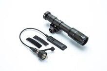 M600 M600V Scout Light Hunting Strobe Flashlight Gun Gun Gun Light lantern For 20mm Weber Picatinny Rail