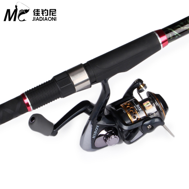 2.1 2.4 2.7 3.0 rod carbon fishing tackle sea rod fishing rod set