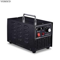 10g/h Ozone Generator Metal Ozone air purifier sterilizing portable deodorizing air disinfector 160W Ozone Disinfection Machine