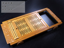 Factory direct wholesale tea four in one tea tea set four a bamboo bamboo tea tray