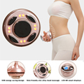 Portable Ultrasonic Body Slimming Massager Cavitation Fat Removal Photon Radio Cellulite Reduce Body Shaping Equipment ZL-S6639A