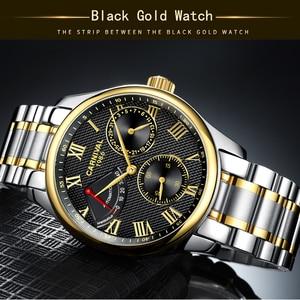 Image 4 - Часы наручные Seiko мужские механические, брендовые Роскошные с автоматическим движением t Carnival, с ремешком из нержавеющей стали