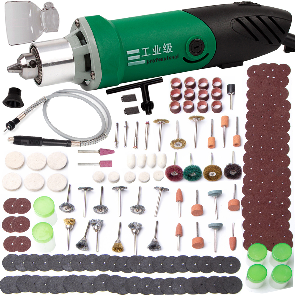 30000RPM 480W Electric Power Drills with 6 Variable Speed For Metalworking and Wood Drilling 8