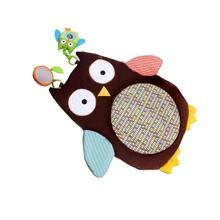 Owl Crawling Blanket