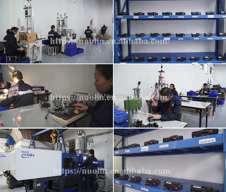 water pump production 2