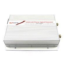 GSM990 GSM 900 МГц 3 Вт (40dBm) Охват 5000 кв. м. мобильный Усилитель Сигнала Усилителя Ретранслятора Бесплатная Доставка
