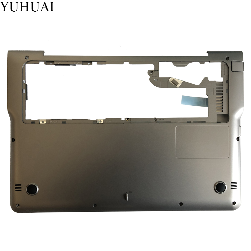 NEW Laptop Bottom Case For Samsung 530U3B 530U3C 535U3C NP530U3B NP530U3C NP535U3C Silver BA75-03713N