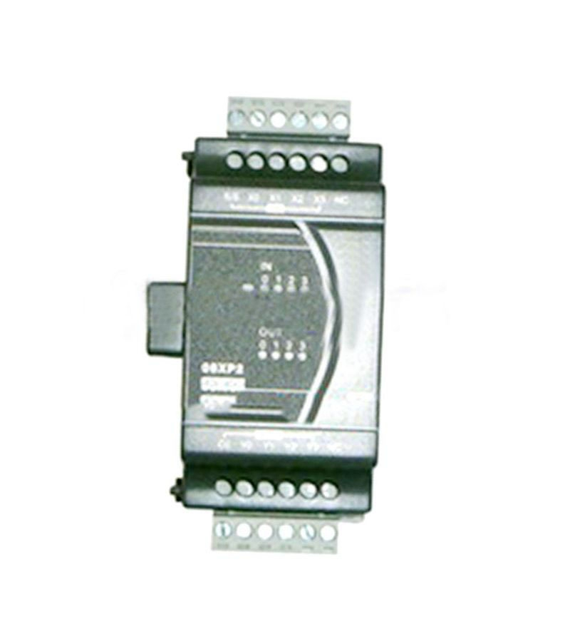 New Original DVP08XP211R PLC 4DI 4DO relay output Digital Module new original programmable controller plc module 8point npn input 8point relay output xc2 16r e xc2 16r c dc24v 2com