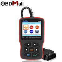 Original criador c508 obdii/eobd scanner para fiat/alfa/abrasivo/lancia airbag/abs diagnóstico do carro obd2 scanner ferramenta de diagnóstico automóvel