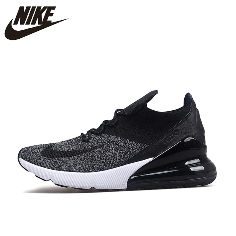 Nike Air Max 270 Cushion Sneakers Sport Flyknit Running