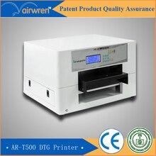Impresora digital de prendas impresora textil para la venta