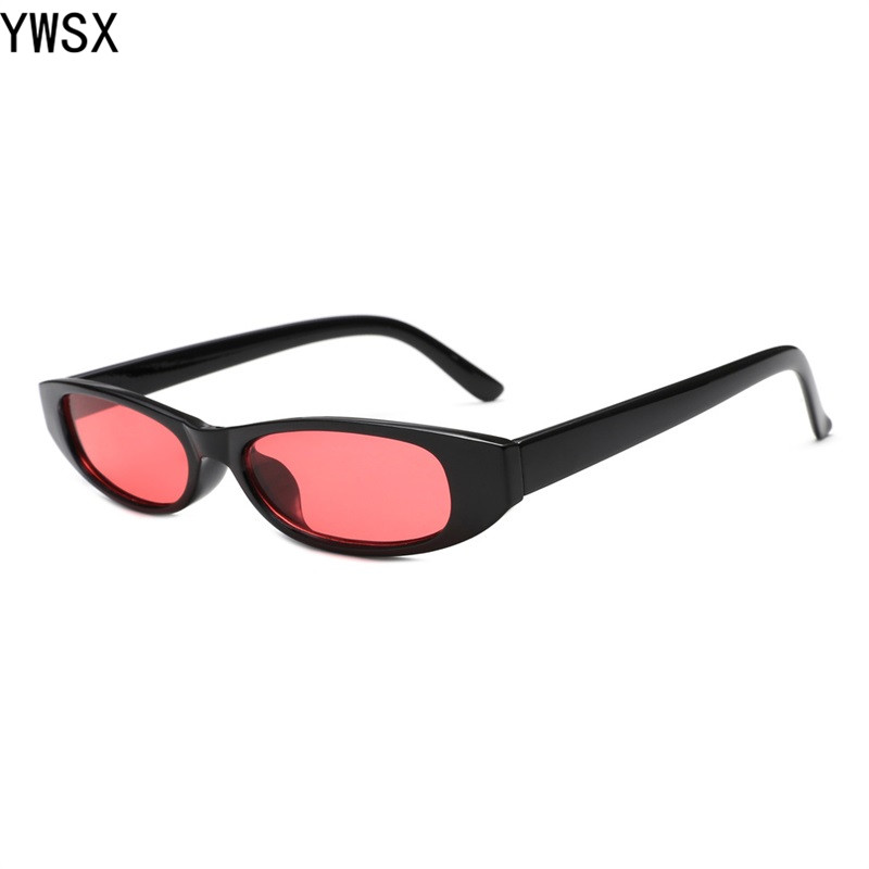 ⊹YWSX 2018 New Fashion Rectangular Small Frame Square Sunglasses ...