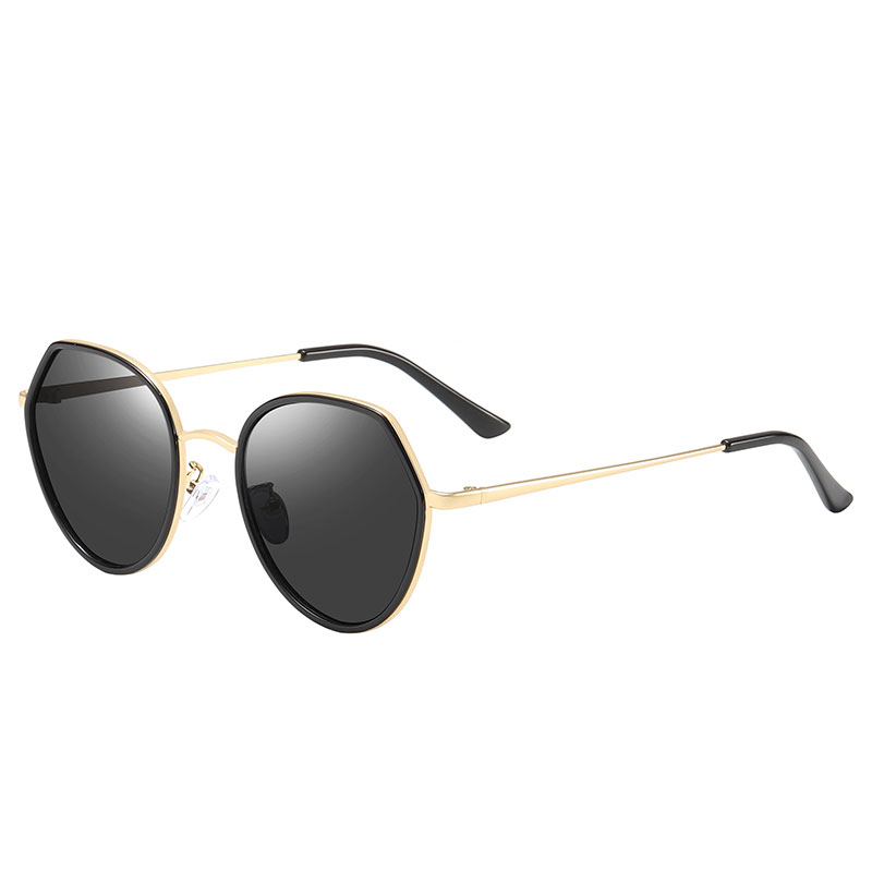 Womens Sunglasses Brand Designer Polarized Eyewear Uv400 Glasses For Driving Vintage Retro Red Oval New 2019 Black High Quality in Women 39 s Sunglasses from Apparel Accessories