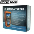 "4.3"" TOUCH SCREEN IP CAMERA TEST MONITOR POE CCTV TESTER WIFI PTZ CONTROLLER HDMI  WITH CVI/TVI/AHD 3 IN 1 TEST IPC4300ADH"