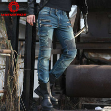 Motorcycle Riding Protection Pantalon Pants uglybros Motocross Racing Equipment Jeans MOTO Synthetic Fiber Pantaloni Trousers