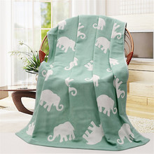 Cartoon cute elephant cub whale pet bath towel children super absorbent 70*140 cm beach bathroom boy girl