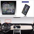 Автомобильный HUD Дисплей для Land Rover Range Rover L322/L405/Evoque/Sport viary Display  проектор с отражающим ветровым стеклом