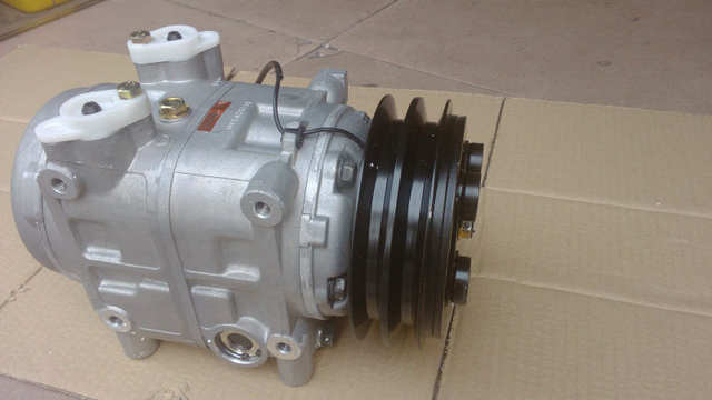 US $368 5 |Denso Bus Aircon Spare Parts 10p30b Compressor with Clutch-in  Air-conditioning Installation from Automobiles & Motorcycles on