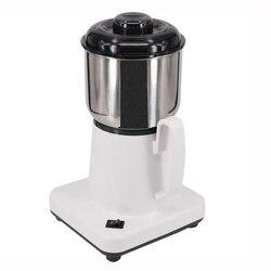 Electric Stainless Steel Coffee Grinder Coffee Miller Milling Machine Household Coffee Grinder Small Milling Machine Eu Plug