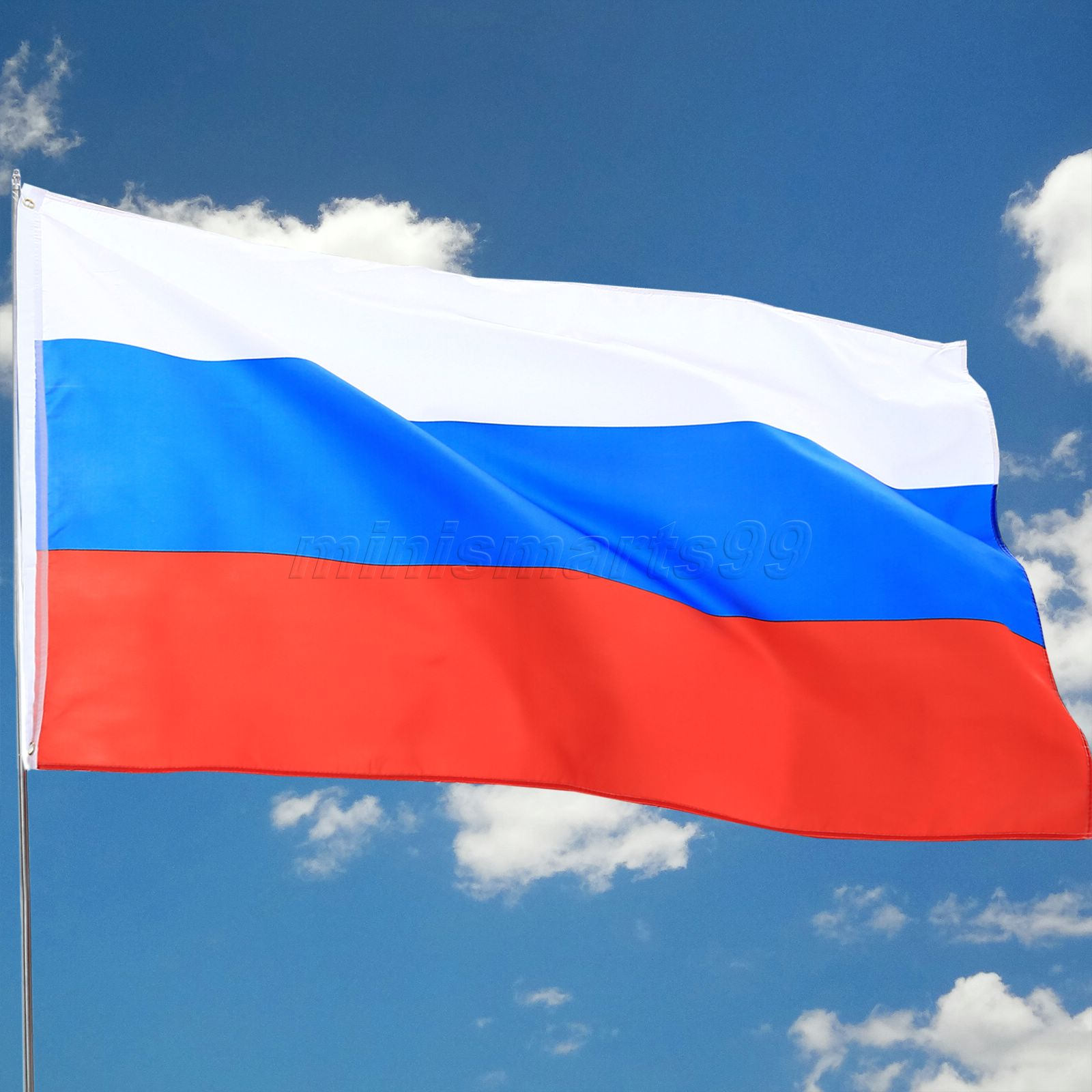 The Russian Flag | National Flags |Russian National Flag