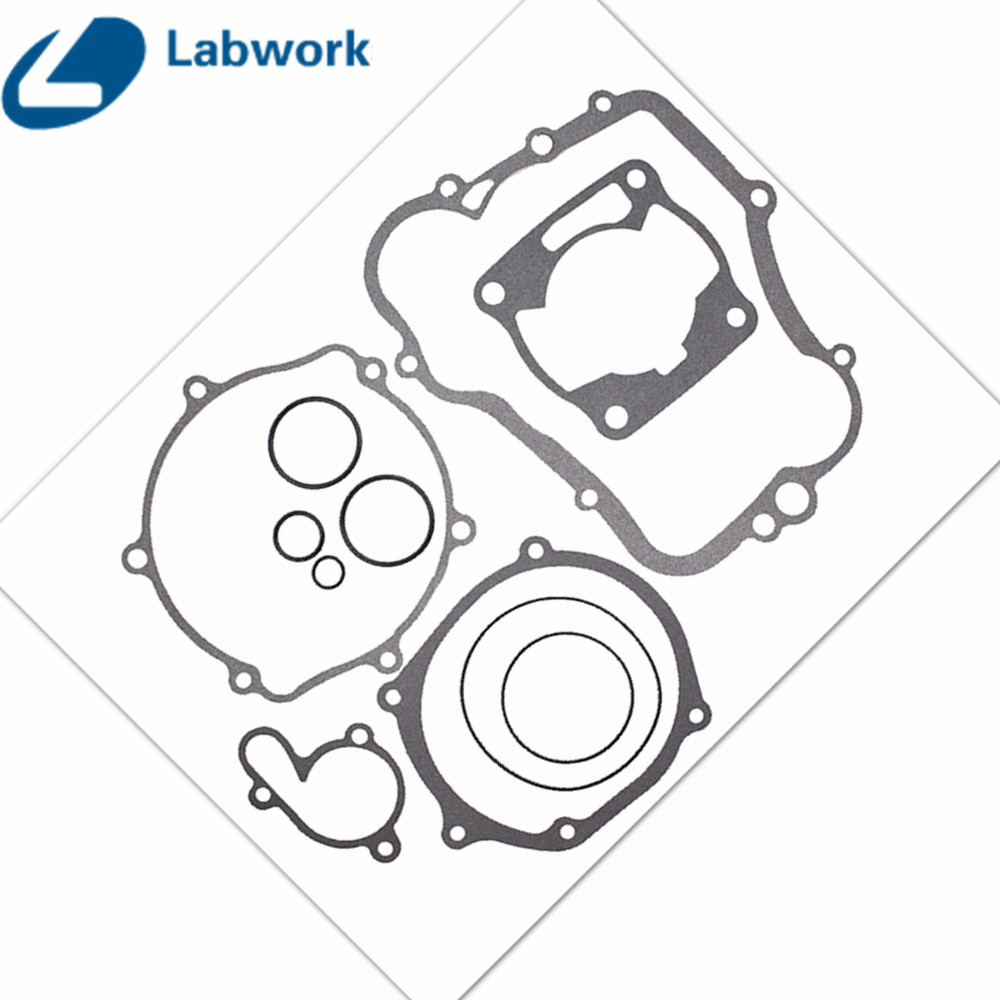 New Full Complete Engine Gasket Kit Set For Yamaha YZ 80