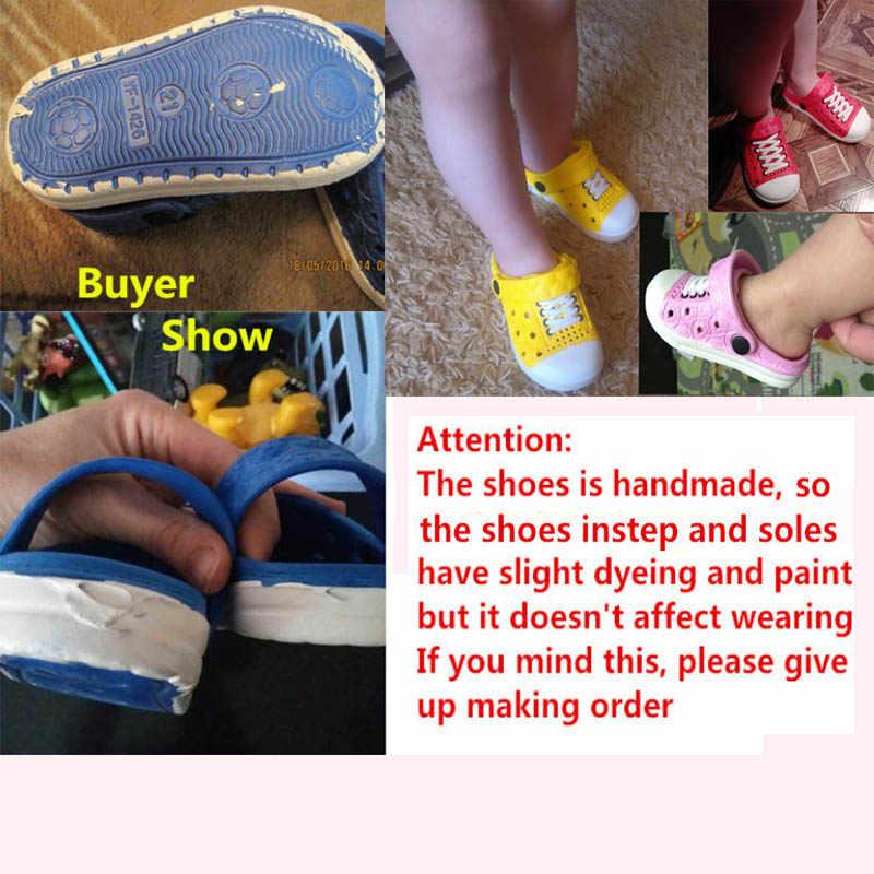 Unisex niños zapatillas de playa niños Unisex bebé niños zuecos zapatos niñas sandalias jardín zapatillas arrastre por 1-5 años